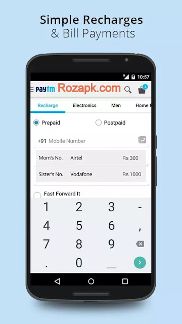 Paytm - Recharge, Shop and Wallet Apk