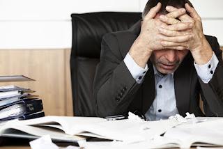 Stress karena penghasilan