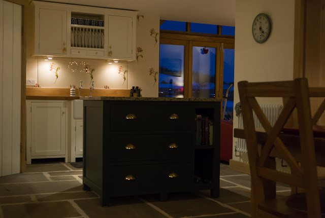 kitchen island farrow and ball downpipe