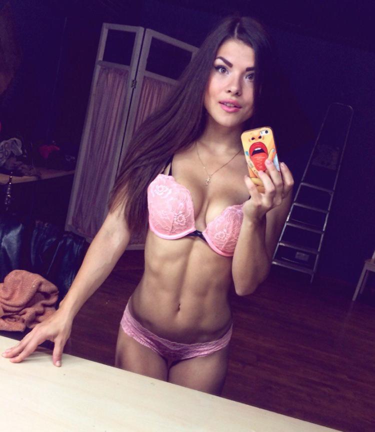 Russian Bikini fitness Alexander Rebrova