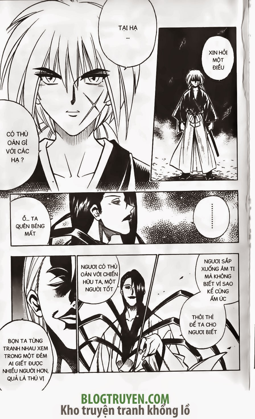 Rurouni Kenshin chap 160 trang 4