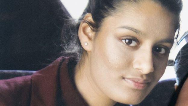 Msichana Aliyejiunga na Islamic State Kupokonywa Uraia wa Uingereza