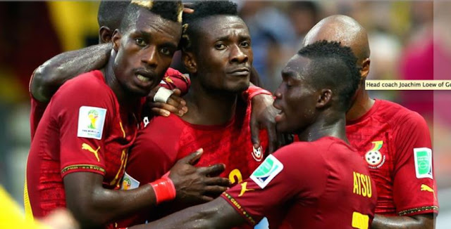 2018 World Cup draw boost for Ghana after Mauritius victory
