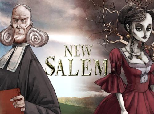 El Club Del Dado Conoce New Salem El Juego De Roles Ocultos