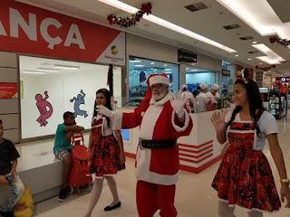 Shopping Jardim Guadalupe promove Parada Natalina