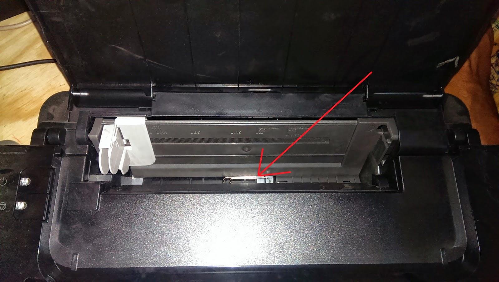 objetos que entran a impresoras canon pixma mg2410