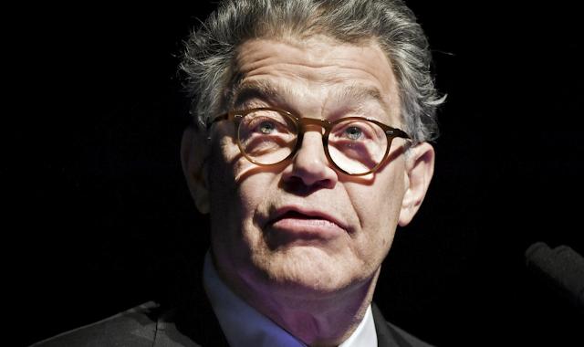 Ex-Sen. Al Franken takes first steps back into public arena