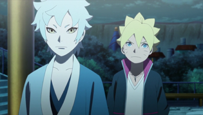 Boruto: Naruto Next Generations 13 sub español online