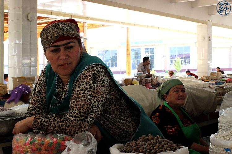 Le Chameau Bleu - Blog Voyage Ouzbékistan - Tenue vestimentaire en Ouzbékistan