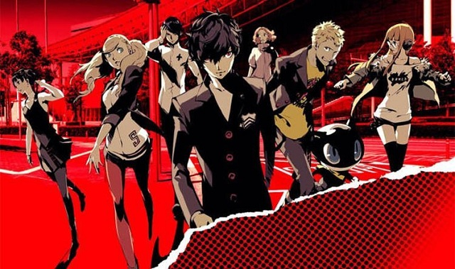 Persona 5 The Animation Subtitle Indonesia
