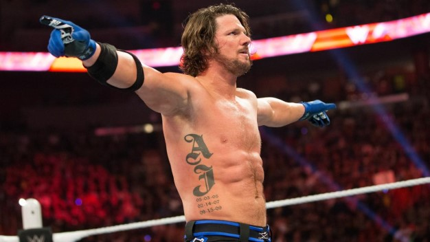 AJ Styles On WWE Stars Joining AEW, Lana Not Going With Miro