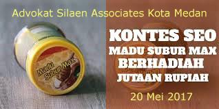 Kontes SEO Situs Toko Online Madu Subur Max - Herbal Penyubur Reaksi Cepat Kehamilan