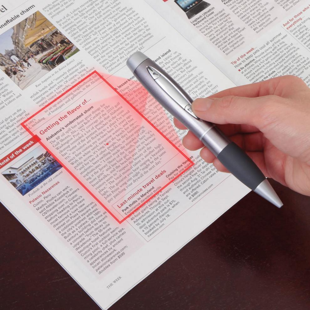 10 Unique Pens and Unusual Pen Designs - Part 2.