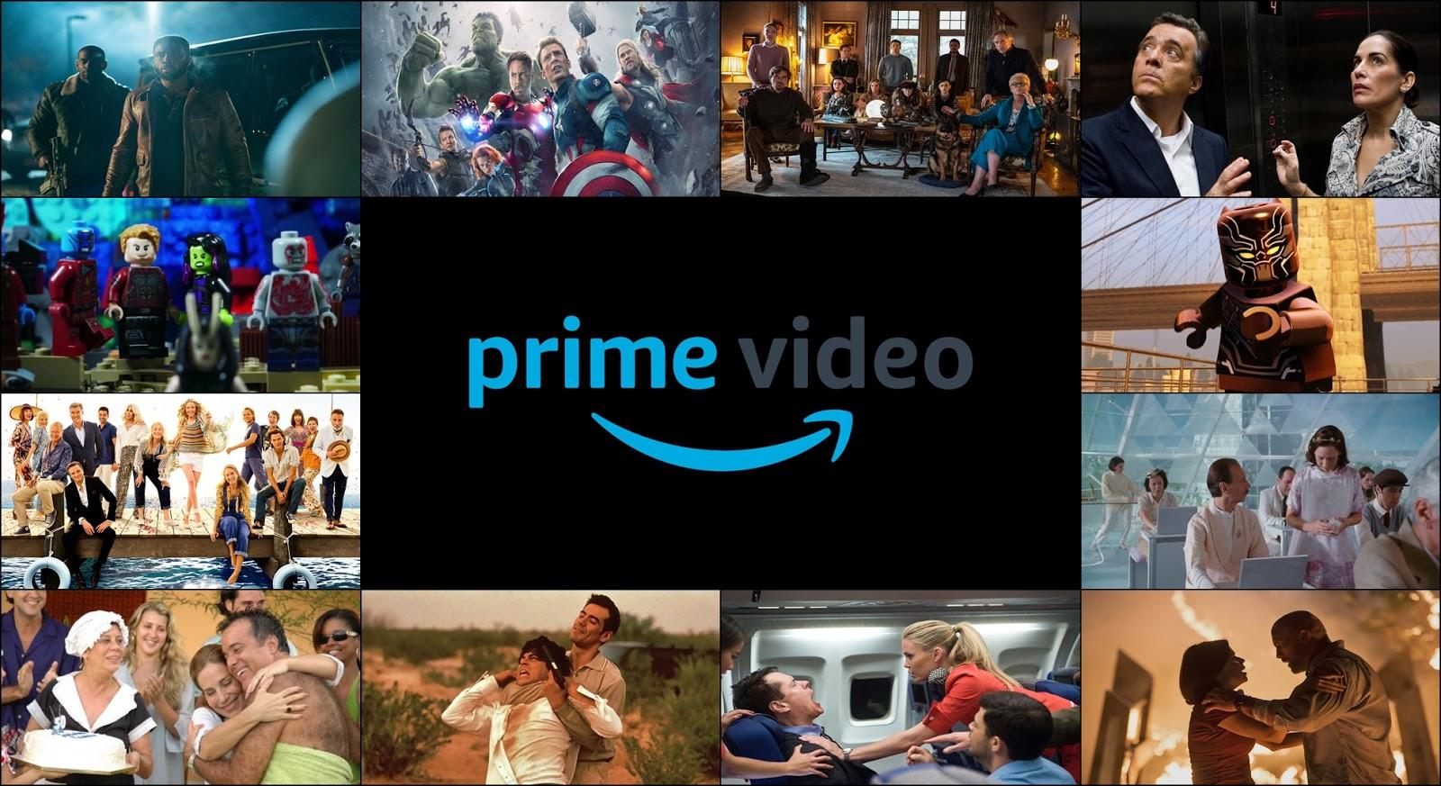 Filmes que chegam na Amazon em Junho