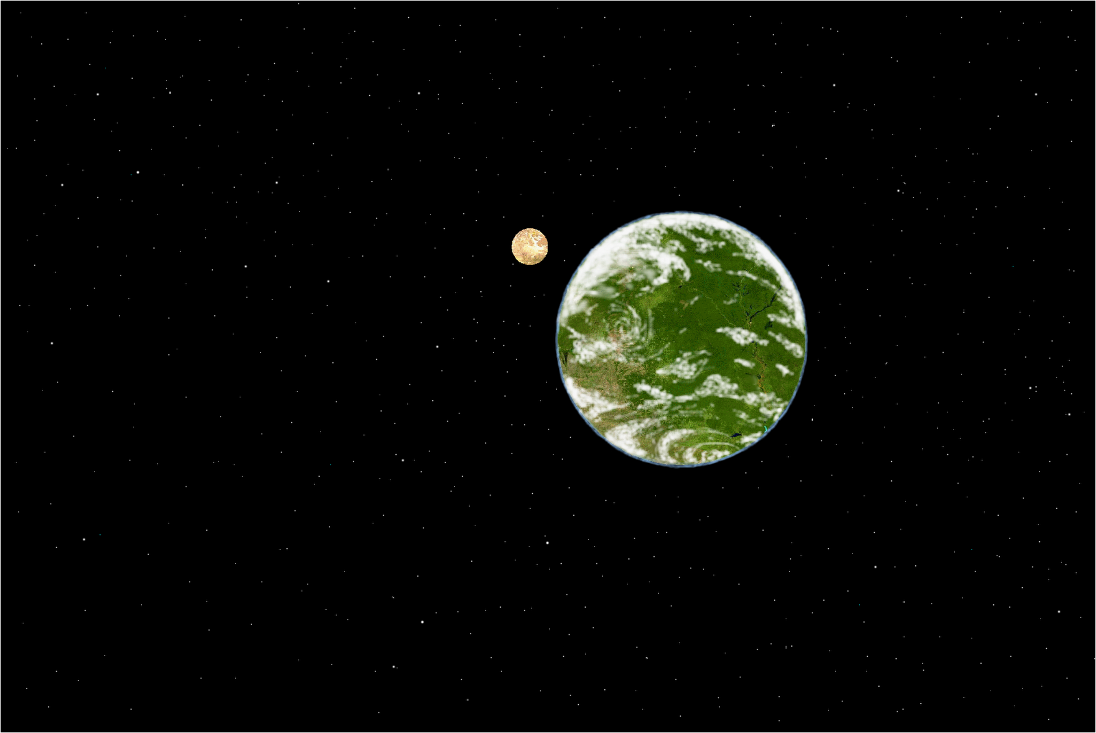 Gliese 581C - Pics about space