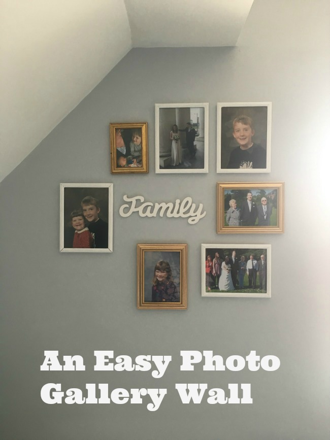 An-easy-photo-gallery-wall-with-command-by-3M-text-over-image-of-photos-on-wall