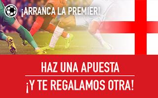 sportium promocion premier league 2018-2019 jornada 1