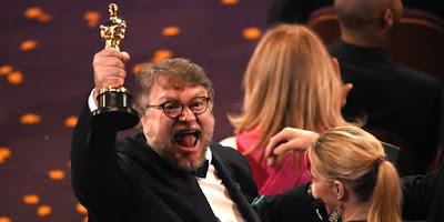 Ganador  premios Oscar 2018