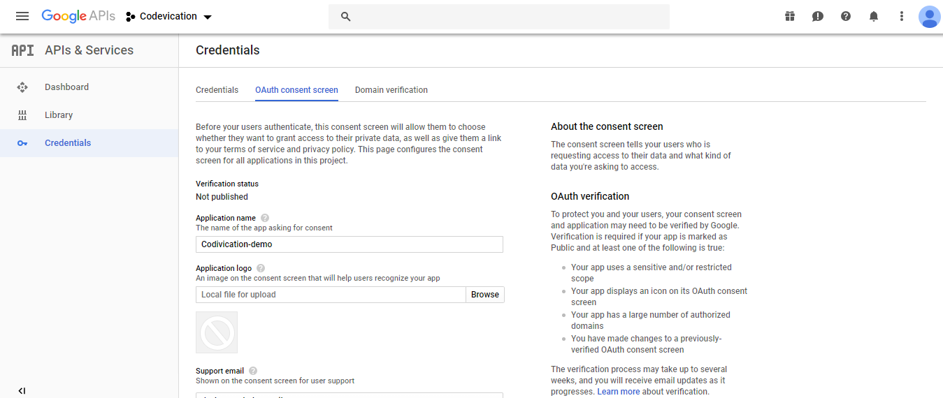 How To Integrate Google OAuth 2 0 Into Android Application