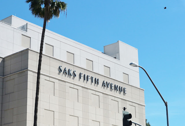 Saks Fifth Avenue Beverly Hills