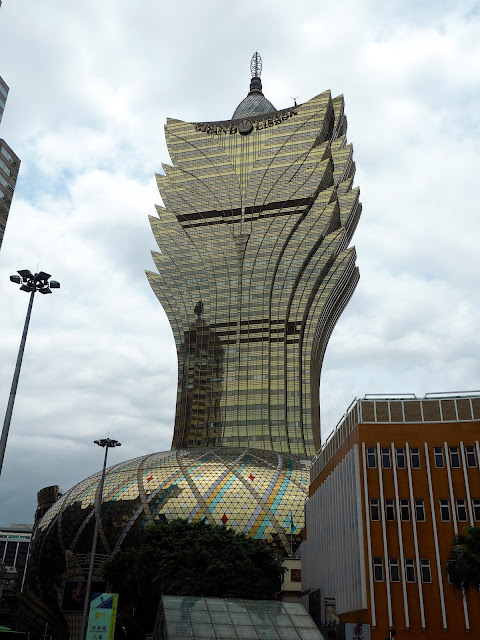 Grand Lisboa casino, Macau, SAR of China