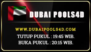 PREDIKSI DUBAI POOLS HARI KAMIS 26 APRIL 2018