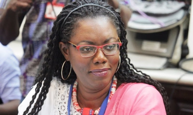 Ursula Owusu-Ekuful - Communications Minister
