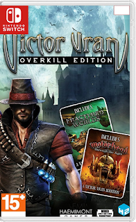 Victor%2BVran - Victor Vran: Overkill Edition Switch XCI NSP