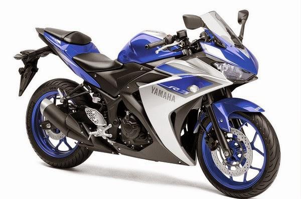 новые мотоциклы Yamaha