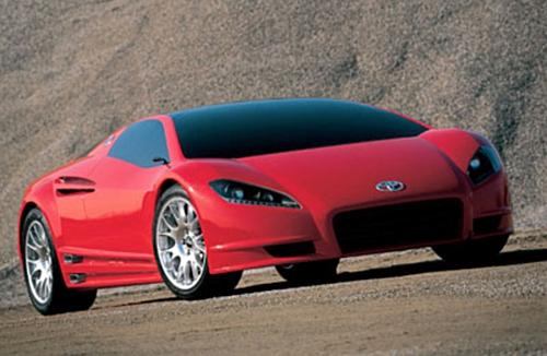 Top Speedy Autos: Toyota Sports Car