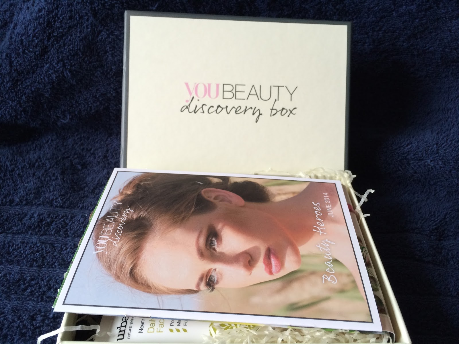 You Beauty discovery Box - June Edition