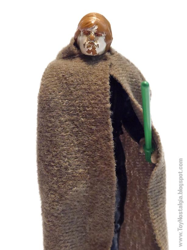 Luke en traje de caballero Jedi TOP TOYS - El Regreso del Jedi - Argentina