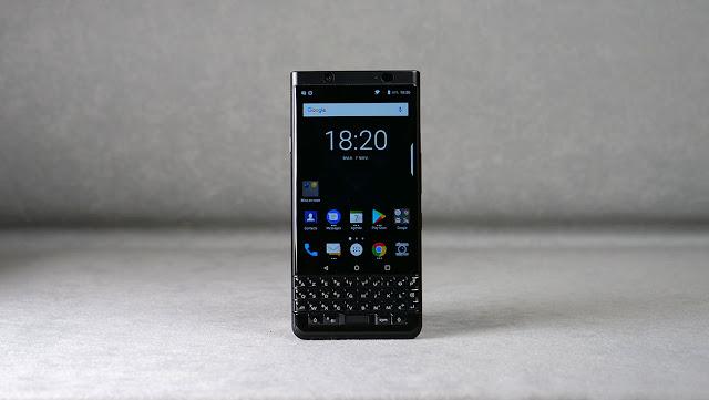 TEST :  BlackBerry KEYone Black Edition