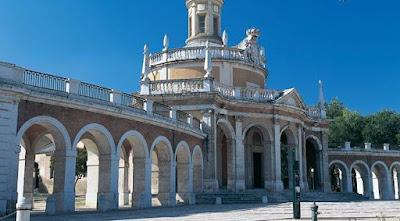 De turismo por Aranjuez
