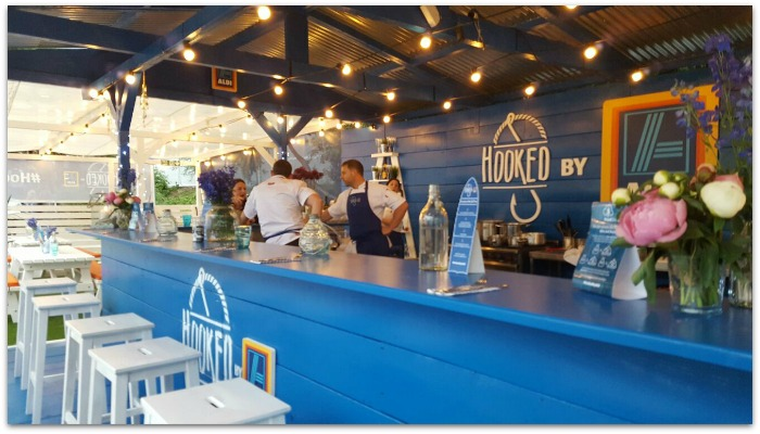 Hooked by Aldi Taste of Dublin 2016