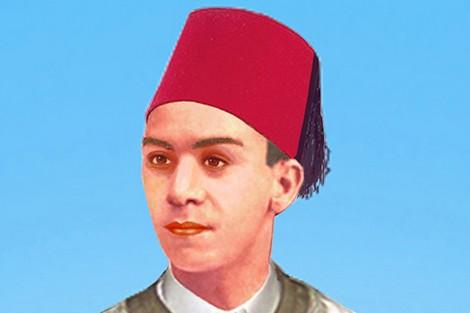 ابو القاسم الشابي شاعر تونسي  وصف الطبيعة وصفا دقيقا مؤثر