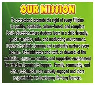 DepEd Mission