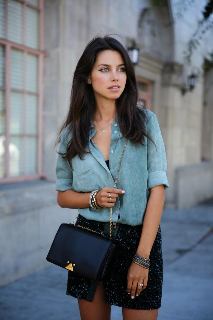 VivaLuxury - Fashion Blog by Annabelle Fleur: GOING GREEN