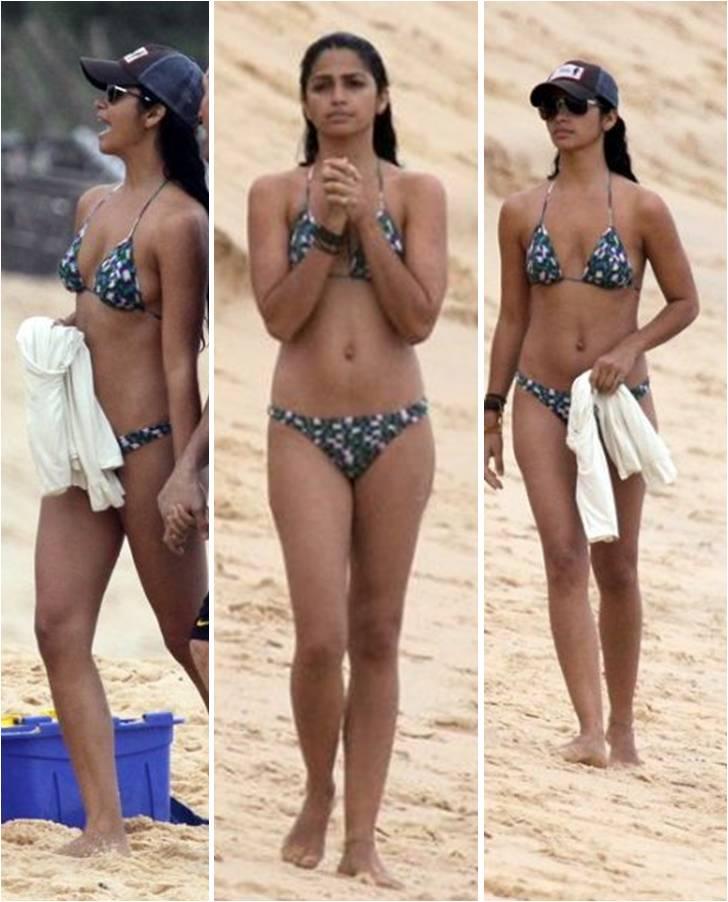 camila alves bikini