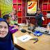 On Air di Radio RTM & Swasta di Sarawak