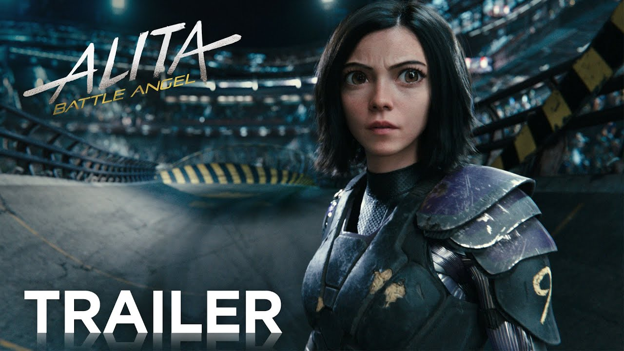 Synopsis Film Alita: Battle Angel (2019)