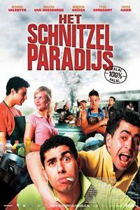 Poster Schnitzel Paradise