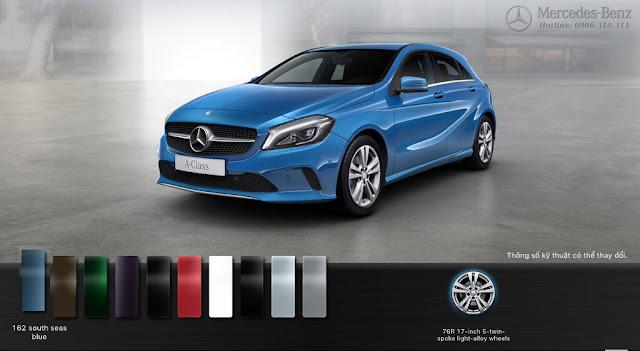 Mercedes A200 2017