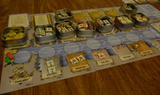 Le Havre Board Game Review