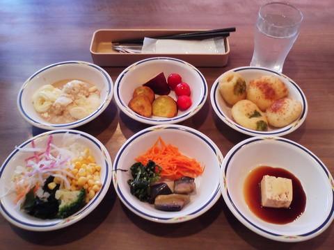 健康サラダバーランチ¥647-2 ステーキガスト一宮尾西店13回目