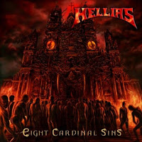 "Hellias - ""Eight Cardinal Sins"""