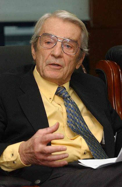 Ivar Giaever, Prêmio Nobel de Física 1973.