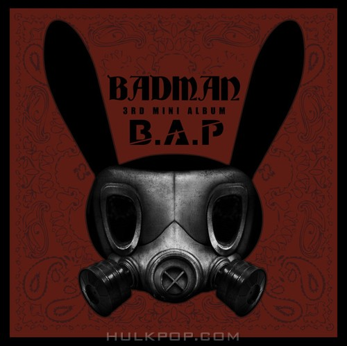 B.A.P – Badman – EP (ITUNES PLUS AAC M4A)