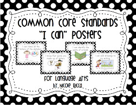 Mrs. Ricca's Kindergarten: Common Core