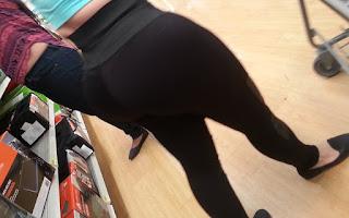 Madura caderas anchas calzas
